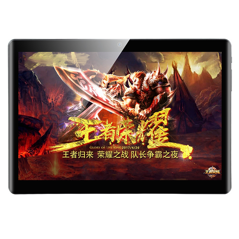 10.1 Inch Tablet PC 3G 4G Android 9.0 Octa Core Tablets Ram 6GB Rom 64GB Tablet IPS Dual SIM GPS Tablet Android 10 Polegadas