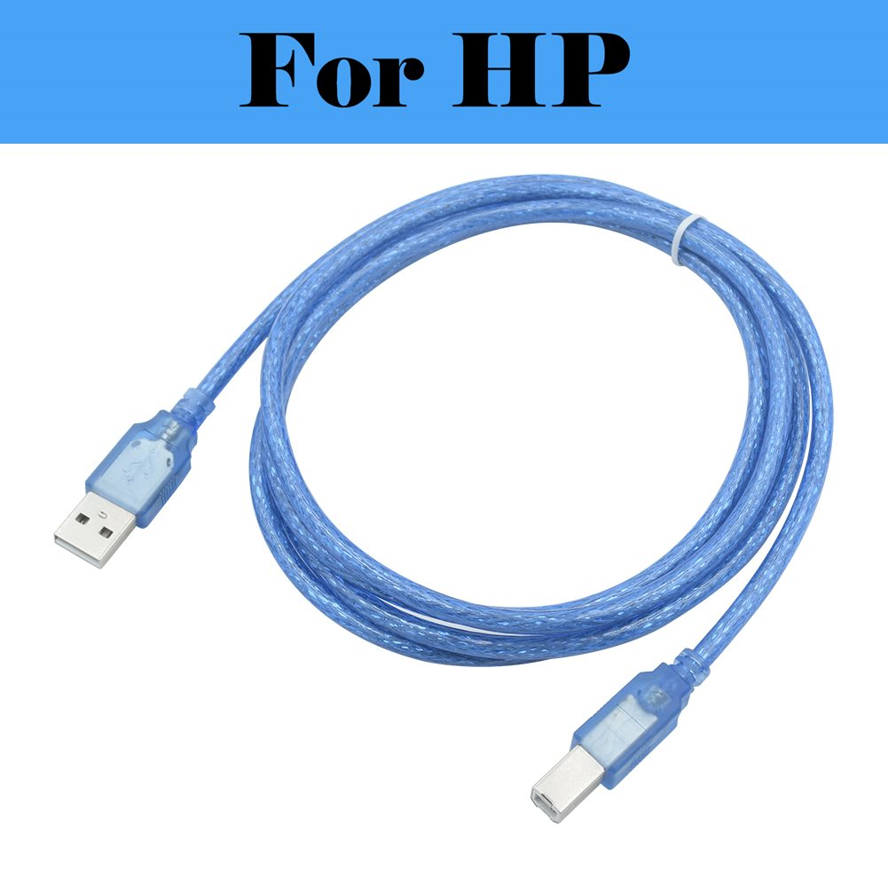 USB Data Sync Cable Cord Lead For SAMSUNG LaserJet Ink Jet Printers