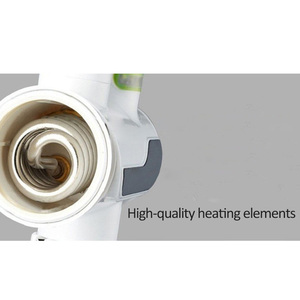 Image 2 - 3000W טמפרטורת תצוגת ברז מים חמים מיידי Tankless חשמלי ברז מטבח מיידי חם ברז דוד מים חימום