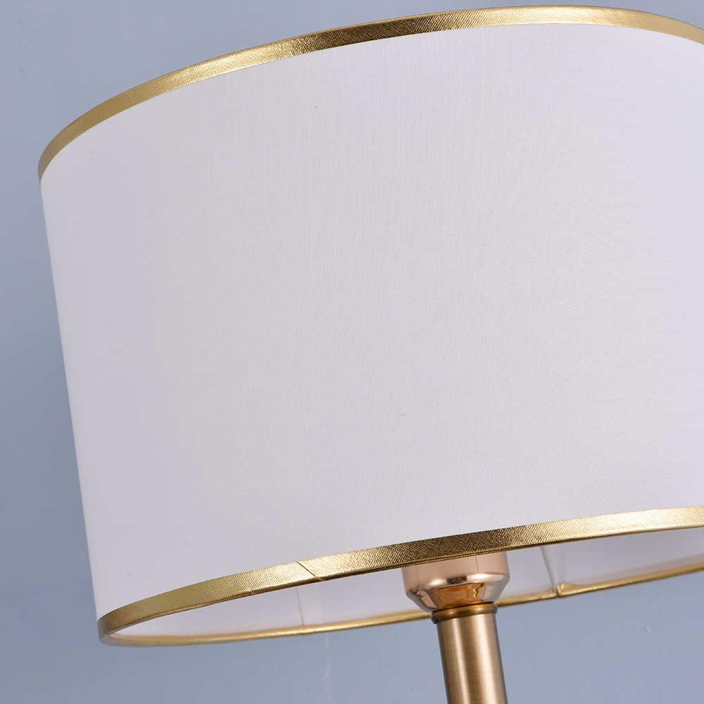 2020 골드와 블랙 침실 거실에 대 한 고급스러운 세라믹 테이블 램프 홈 장식 머리맡 램프 밤 빛 220v 110v E27 전구