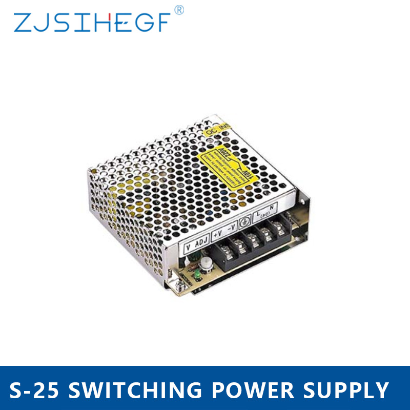CE Approved AC to DC 5V 5A / <font><b>12V</b></font> 2A / 24V 1A 25W Led Switching Mode <font><b>Power</b></font> <font><b>Supply</b></font> <font><b>12</b></font> Volt 2 <font><b>Amp</b></font> led Driver image