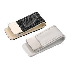 Purse Wallet Clamp-Holder Pocket Bill-Clip Cash Portable Slim QOONG for Metal ML1-046