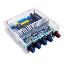 TPA3116D2บลูทูธ5.0ซับวูฟเฟอร์2.1ช่องสัญญาณเสียงสูงสเตอริโอAmplifier Board 2*50W + 100W Bass AMP
