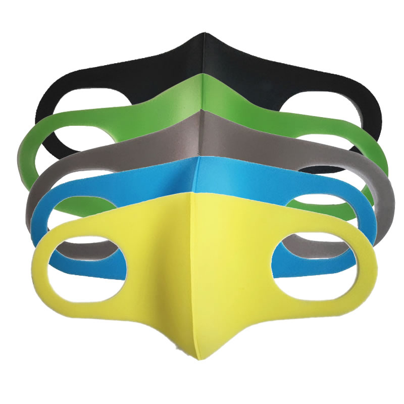 PM2.5 Anti Dust Mask Multi Color Protective Safety Antivirus Flu Infection Masks Disposable Face For Women Men Breathable 10pc