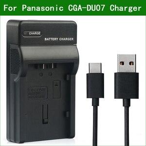 Image 1 - LANFULANG Camcorder Battery Charger Compatible For PANASONIC NV GS230 NV GS320 VDR D300 VDR M70 VDR M50 VDR D210