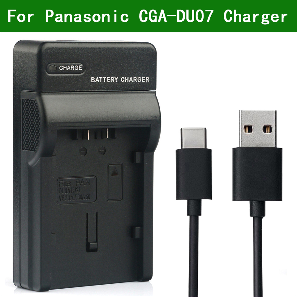PV-GS33 LCD Quick Battery Charger for Panasonic PV-GS31 PV-GS36 Camcorder PV-GS34 PV-GS35