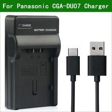 Lanfulang ビデオカメラのバッテリー充電器互換パナソニック NV GS230 NV GS320 VDR D300 VDR M70 VDR M50 VDR D210