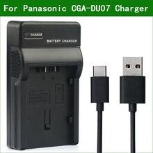 Ładowarka do kamery LANFULANG kompatybilna z PANASONIC NV GS230 NV GS320 VDR D300 VDR M70 VDR M50 VDR D210