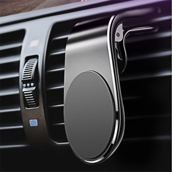Metal Magnetic Car Phone Holder Stand For Mercedes Benz 190 W201 W210 W204 Car Air Vent Magnet Stand For iphone 11 for Huawei image