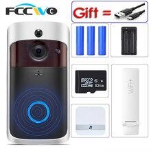 חכם IP וידאו אינטרקום WI FI וידאו דלת טלפון דלת פעמון WIFI פעמון מצלמה עבור דירות IR מעורר אבטחה אלחוטית מצלמה