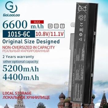 цена на 6600 mAh 6 Cells Laptop Battery For Asus A32-1015 A31-1015 AL31-1015 for Eee PC 1015PDT 1015P 1215 1215B 1215N 1015b 1015 1015bx