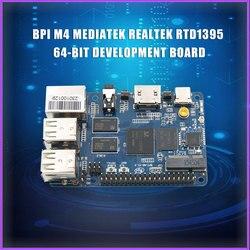 Banana Pi BPI M4 MediaTek Realtek RTD1395 64-bit pokładzie rozwoju  1G / 2G opcjonalnie