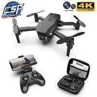 2021 nuovo R16 drone HD doppia fotocamera a due assi gimbal drone 4k professionale wifi FPV pieghevole RC Quadcopter volo per 25 minuti
