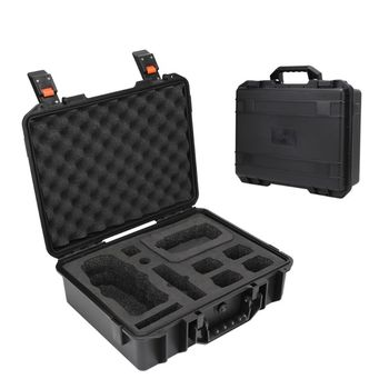 Waterproof Suitcase Handbag Explosion Proof Carrying Case Storage Bag Box for DJI Mavic 2 Pro Drone Accessories D08A