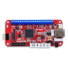 Brook evrensel ses ve kablosuz söndürme kurulu başlıkları pin mücadele kurulu DIY kiti için PS4/PS3/anahtarı /PC