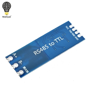 Image 4 - TTL Turn To RS485 Module Hardware Automatic Flow Control Module Serial UART Level Mutual Conversion Power Supply Module 3.3V 5V