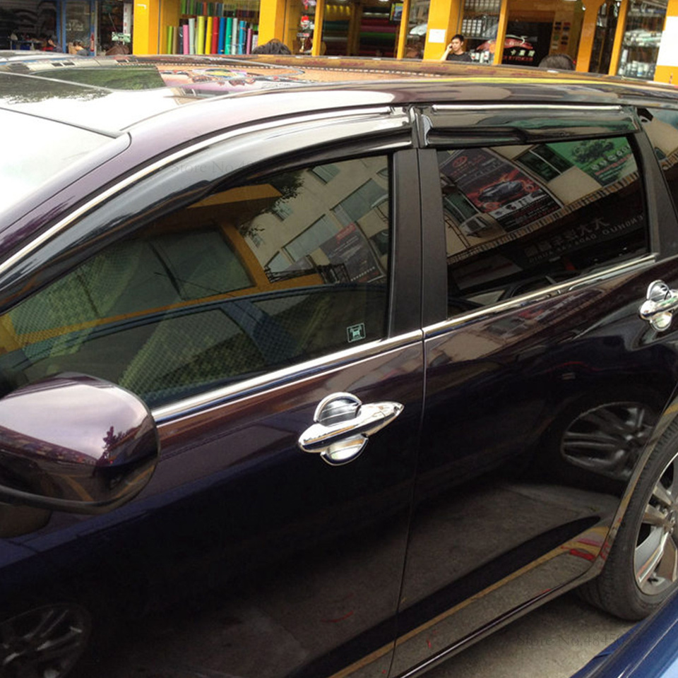 Chrome Door Handle Bowl Cover Trim Trims Fits Honda Accord MK9 2013 2014