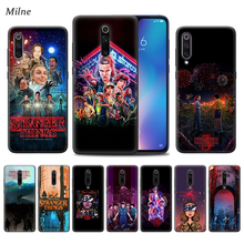 TV Show Stranger Things Case for Xiaomi Redmi Note 9S 7 8 8T