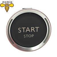 Original nuevo interruptor de arranque y parada de motor botón 96777946 para Peugeot 408, 2008, 3008, 308, 508 Citroen C4L C5