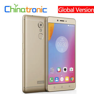 Lenovo Snapdragon 430 K6 Note K53a48 32GB 3GB WCDMA/LTE/GSM Octa Core Fingerprint Recognition