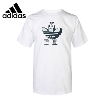 Original New Arrival Adidas Originals BUDDY TEE Men's T-shirts short sleeve Sportswear
