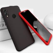 Luxury Official Original Silicone Case For Huawei P20 P30 Lite Pro P Smart Liquid Nova 5 5i 4 3 3i 2i Cover