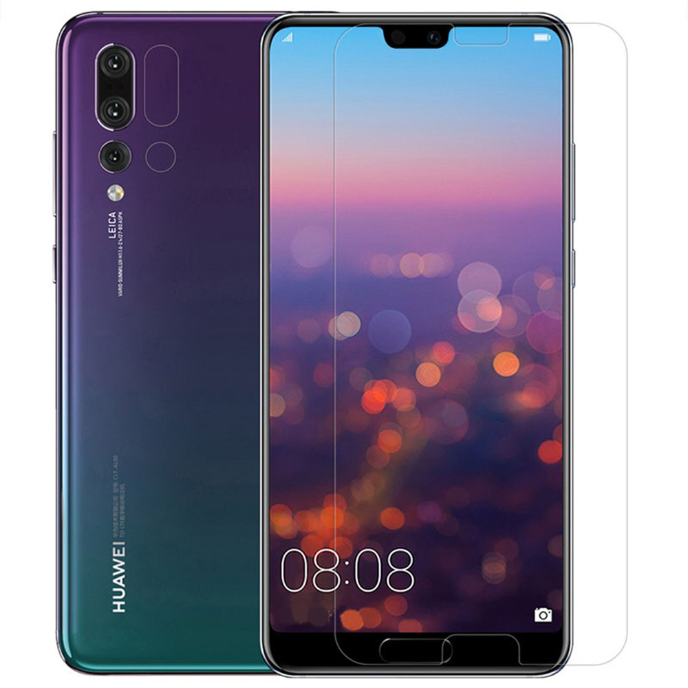 0 26mm 9H Tempered Glass For Huawei P30 P20 Nova 5i 5 4E 3i Protective Glass For Huawei Y6 Y7 Y9 Prime Pro 2019 Protector Film in Phone Screen Protectors from Cellphones Telecommunications