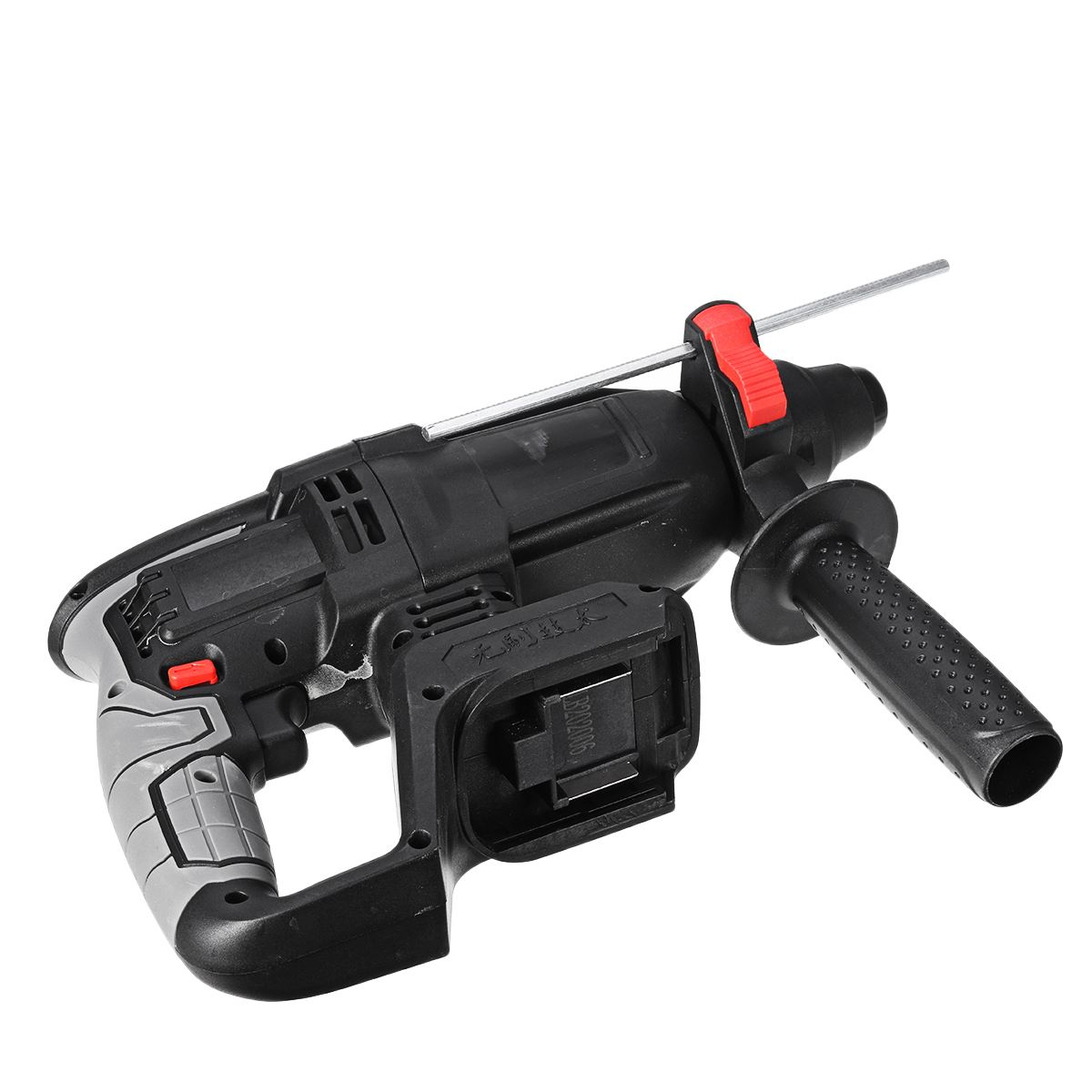 Tools : Brushless Electric Rotary Hammer Rechargeable Multifunction Hammer Impact Power Drill Tool for 198Vf Makita Battery