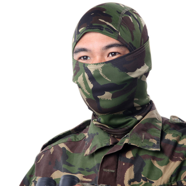 Military Tactical Balaclava Cap CP Camouflage Face Cover Breathable Moto Motorcycle Motocross Cycling Army Biker Head Hat Men 4