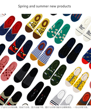 Summer New Boat Socks INS Low To Help Shallow Mouth Japanese Cotton Women Invisible Slippers