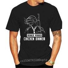 Fashion PUBG - Winner Winner Chicken Dinner Mens Funny T Shirt
