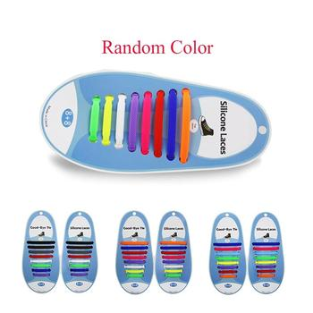 ASHIOFU New V-tie No Tie Shoelaces Elastic Lazy Shoe Laces For Sneakers Athletic Silicone Tieless Laces Creative Lazy Easy-laces 16pc set no tie shoelaces elastic silicone shoe laces rubber laces lazy shoelaces for all sneakers boots casual shoes 13 colors