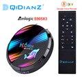 ТВ-приставка H96 MAX X3, 4 + 128 ГБ, 8K, Amlogic S905X3, Android 9,0, Wi-Fi, 1080P, 4K