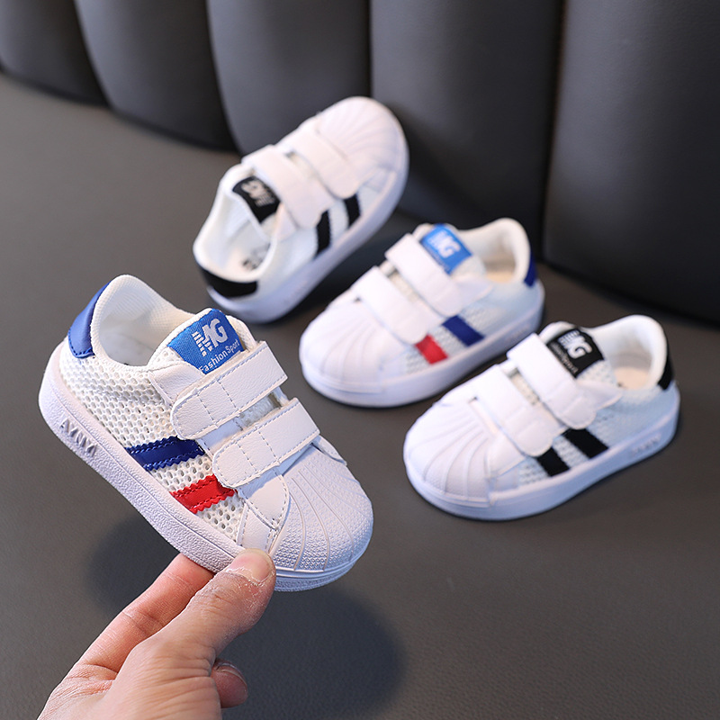 Children Shoes Classical Walking Shoes for Boys Flat Canvas Casual Toddler Running Sneakers Boys Kids Shoes