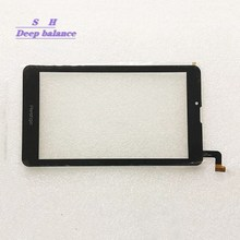 Digitizer Glass-Sensor-Replacement Touch-Screen-Panel Tablet 7inch for Prestigio Wize