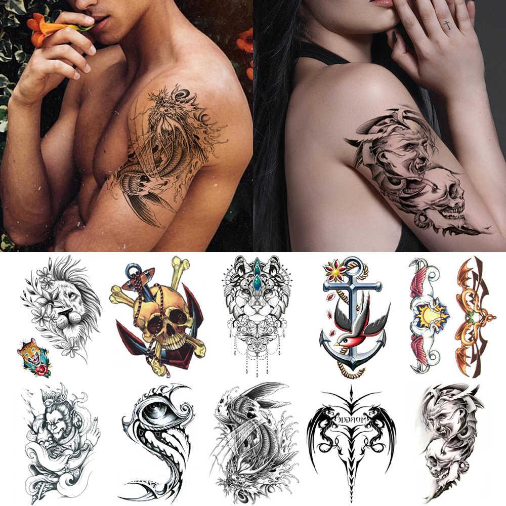 Plecy fajne tatuaze na Tatuaż na
