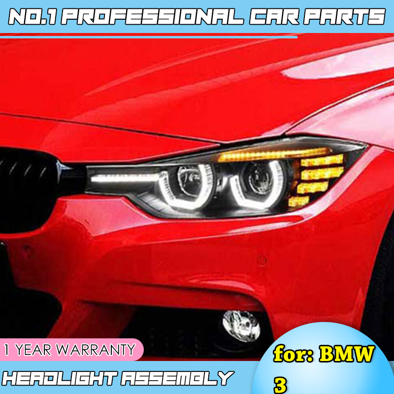 Right Side Plate Bumper Fog Light Cover For BMW 3 Series 2012-15 F30 316 318 320