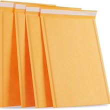 Bubble Envelope bag yellow Bubble PolyMailer Self Seal mailing bags Padded Envelopes For Magazine Lined Mailer