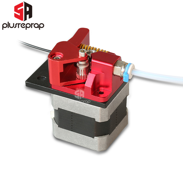 CR10 PRO Upgraded Dual Gear Extruder Double Pulleys Direct Aluminum Extruder for Ender 3/5 CR10S PRO 3D Printer Parts 5