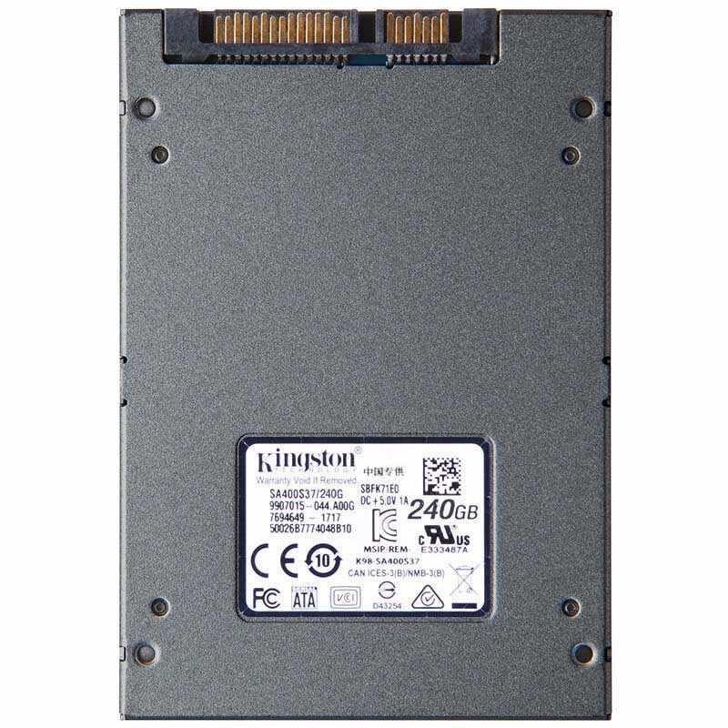 Kingston Высокое качество HD SSD жесткий диск для жесткого диска 120 ГБ SSD SATA 3 60 Гб 240 ГБ 480 960 1 ТБ HHD 2,5 ''жесткий диск для Тетрадь продвижение