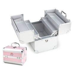 Boîte de premiers soins multifonctionnelle à Double porte | Surdimensionné, Kit de médicaments portatif pour le stockage des médicaments, organisateur d'urgence familiale à 3 niveaux