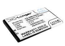 Batterie pour Samsung AB463651BE Preston S5600,REX 60,REX 70,REX 80,REX 90 950mAh / 3.52Wh