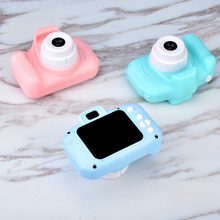 Buy Children Mini Toy Camera Kids Take A Photo Kawaii Cartoon Baby Creative Birthday Gifts 8.0MP Portable Digital ???? Video Camera directly from merchant!