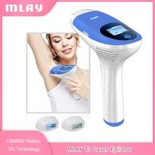 Mlay laser IPL Hair removal Epilator 3IN1 ليزر ازال�