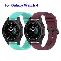 Correa para reloj inteligente Samsung Galaxy Watch 4 Classic 3, correa de 20mm para Galaxy Watch 4 Classic 42mm 46mm 40mm 44mm