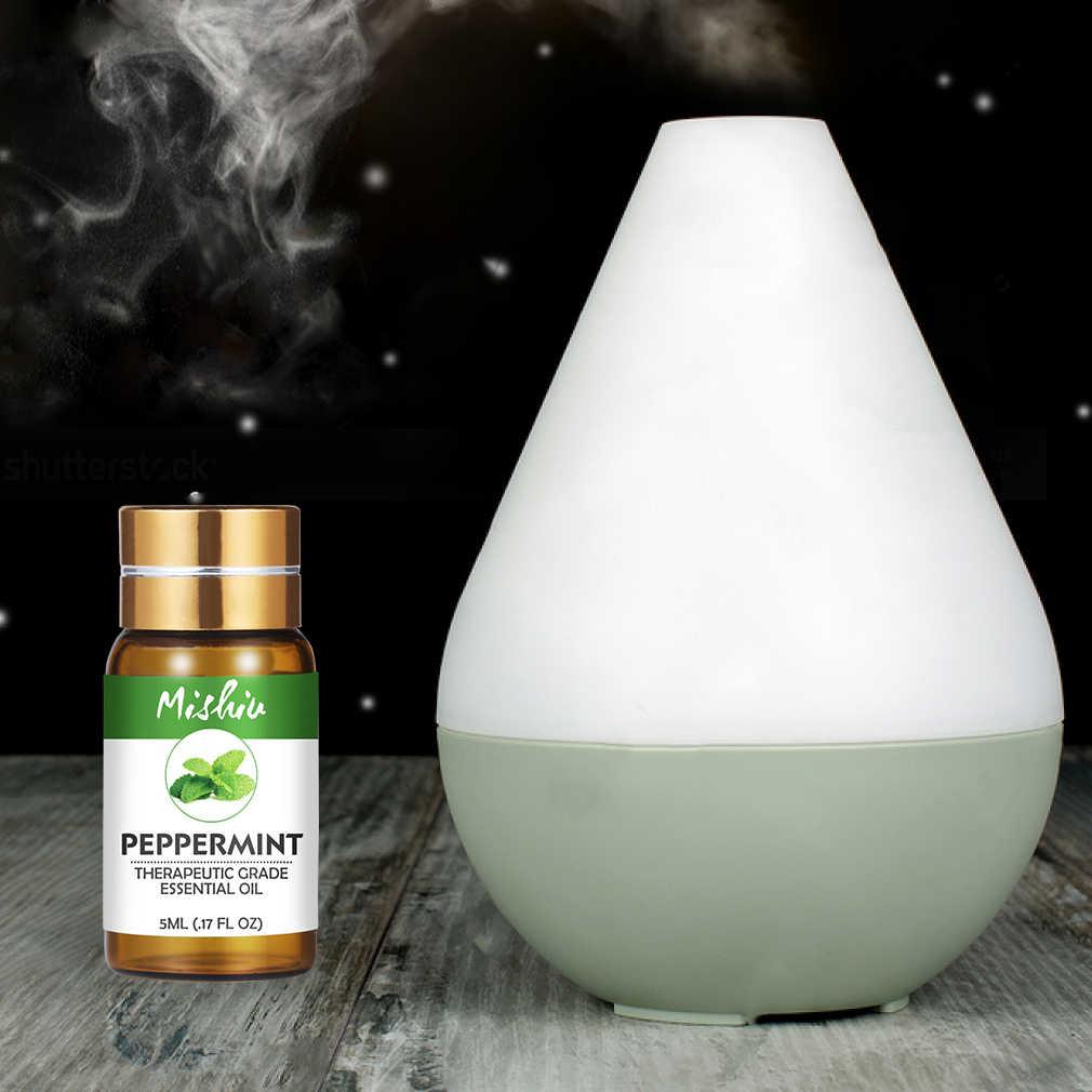 Mishiu 5 Ml Oil Minyak Lavender Berpikir Jernih, Mengurangi Kelelahan, untuk Aromaterapi Organik Menghilangkan Stres Tubuh Perawatan Kulit