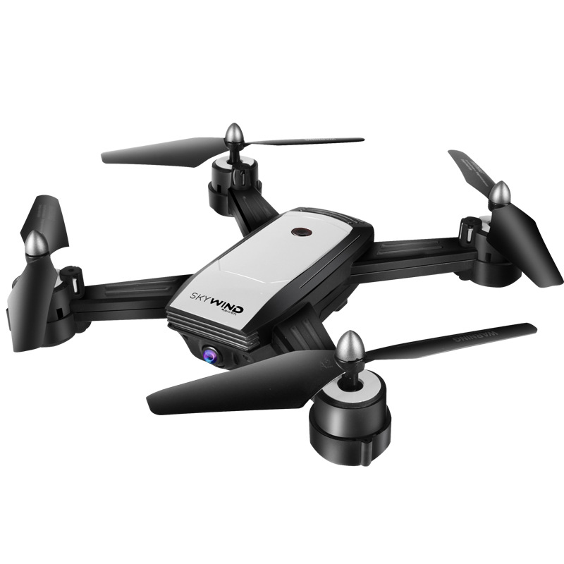 X34 Aerial Photography High-definition Double Camera Gesture Photo Shoot Optical Flow Positioning Unmanned Aerial Vehicle Quadco