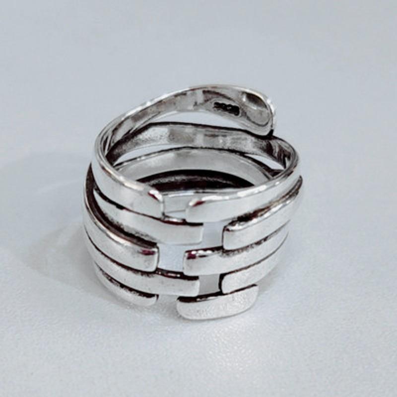 84-Antique Silver
