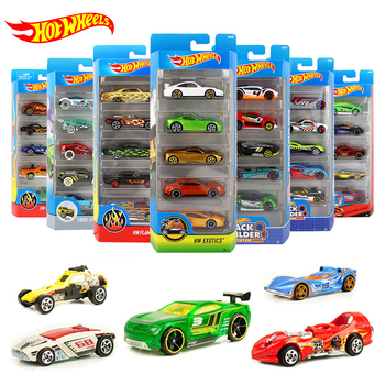 Original Hot Wheels Car Toy Easy Model 1:72 Toys for Children Diecast Brinquedo Kids Boys Hotwheels Carro Birthday
