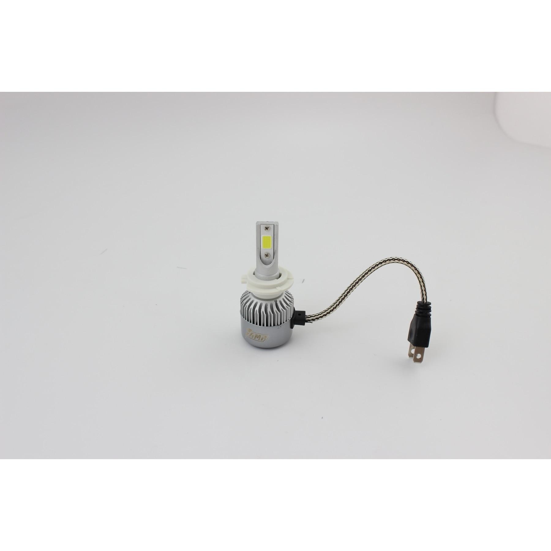 AMP H01 CSP chip 12 V/24 V Carro LEVOU Lâmpadas Dos Faróis LED H4 H7 9003 H11 LED H1 h3 H8 H9 9005 9006 Caminhão Luzes Led - 4